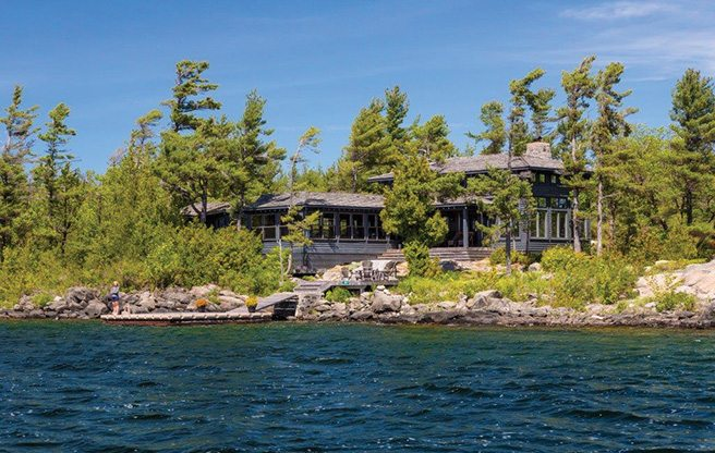 Cottage of the Week: Masson Island