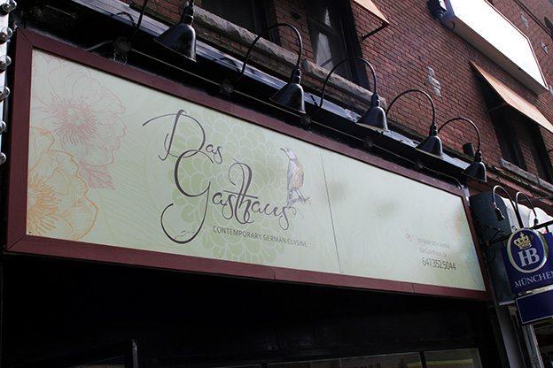 Introducing Das Gasthaus