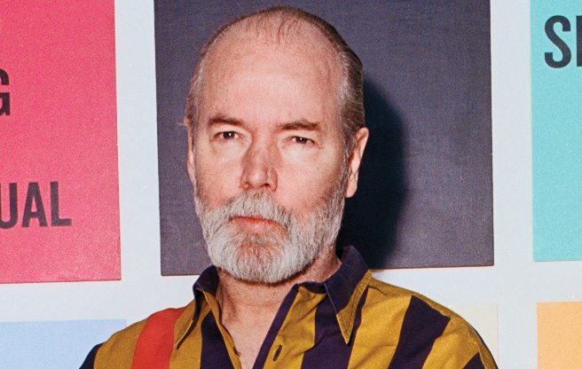 Five things you didn't know about Douglas Coupland, who has a cool new exhibition and a novel on the way