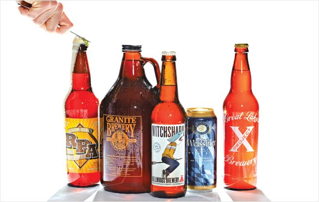 Flavour of the Month: Toronto Craft Beers