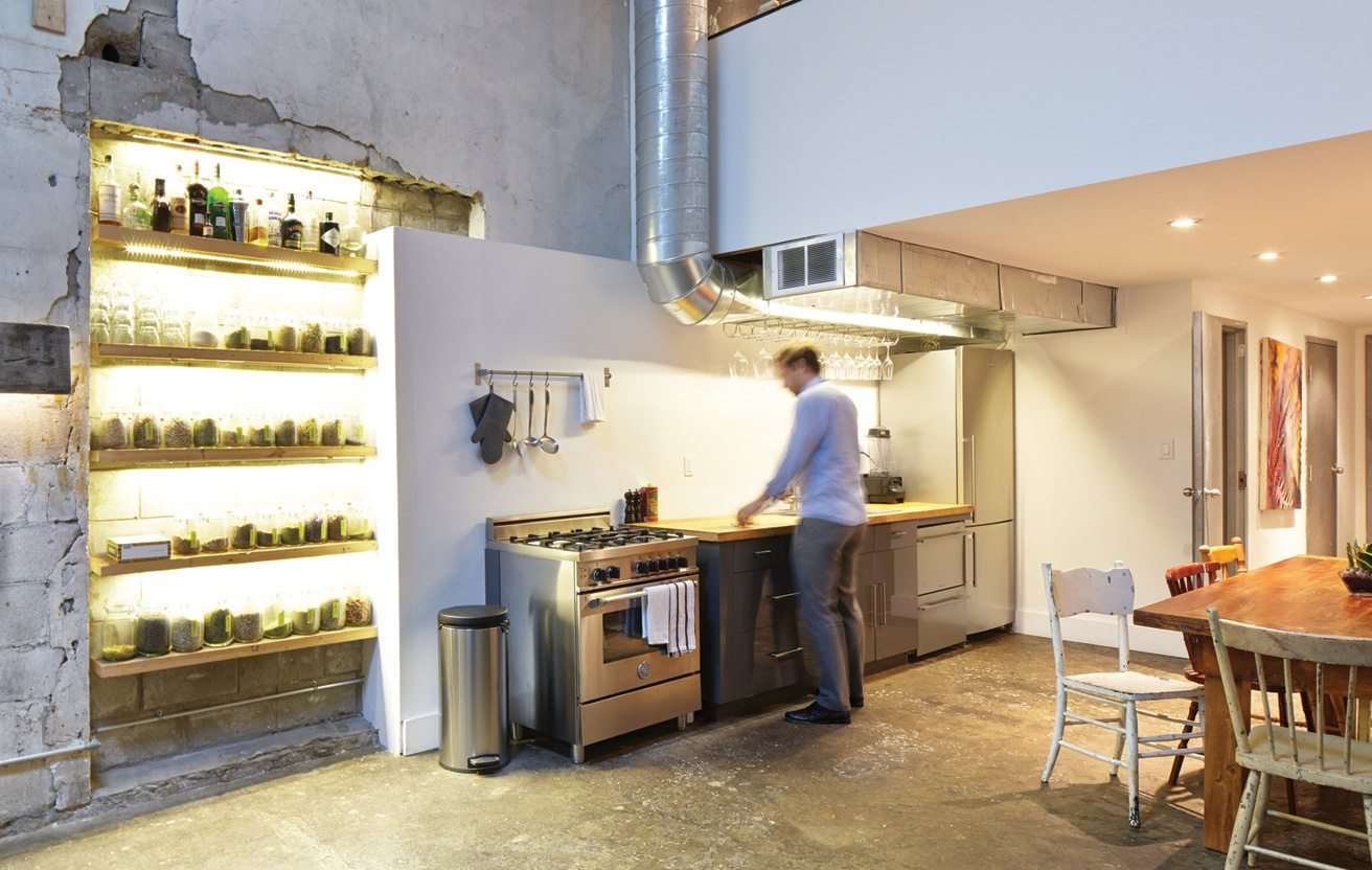 Great Spaces: Clint Robinson