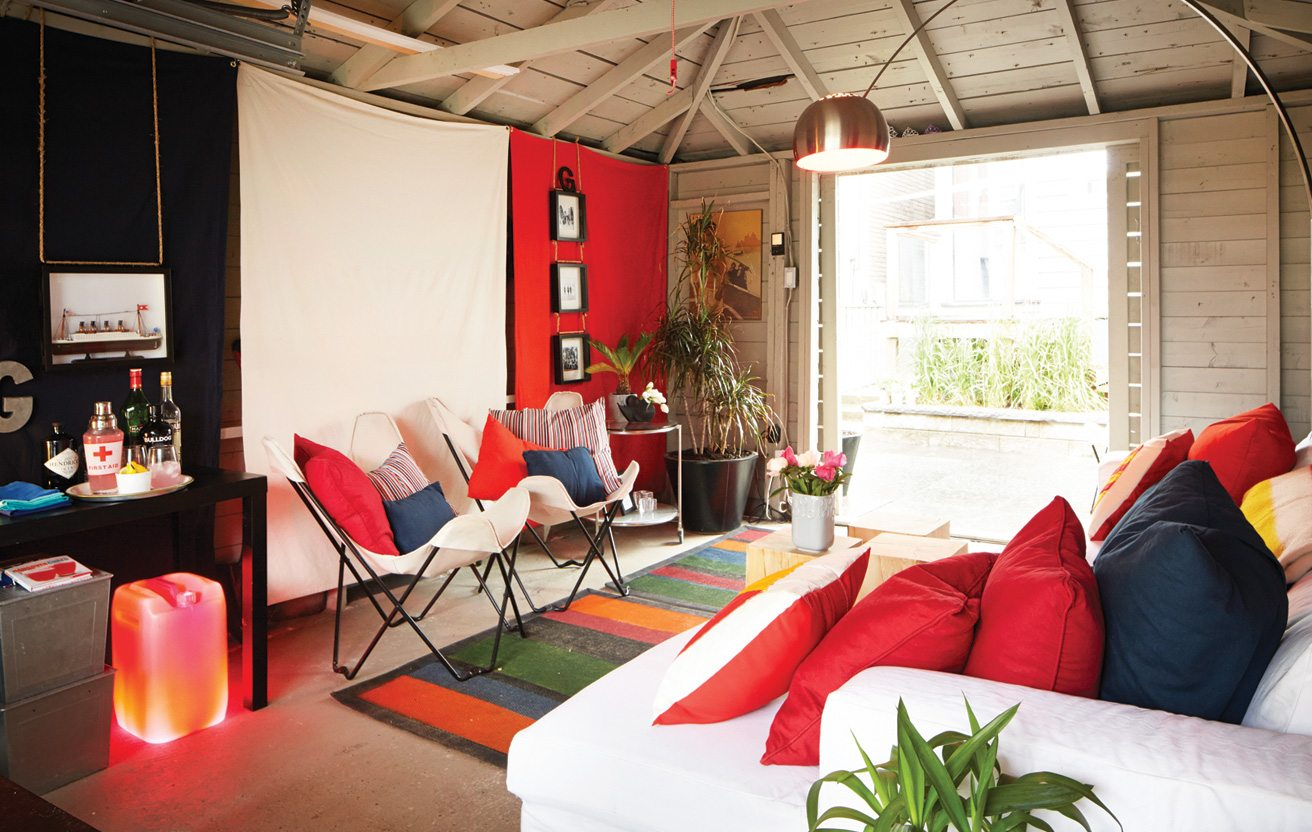 Great Spaces: Doug Wallace