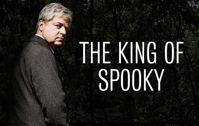 The King of Spooky: Linwood Barclay's rise from suburban dad to Canada's biggest fiction export