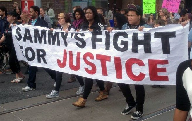 Reaction Roundup: what protestors, police and pundits are saying about Sammy Yatim's death