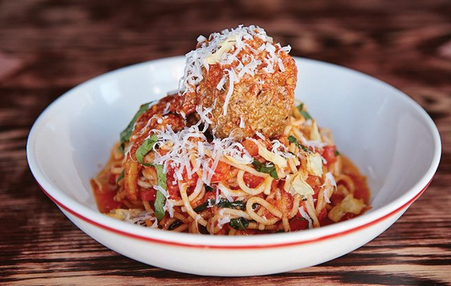 Introducing: Scaddabush, a new Italian restaurant at Square One in Mississauga