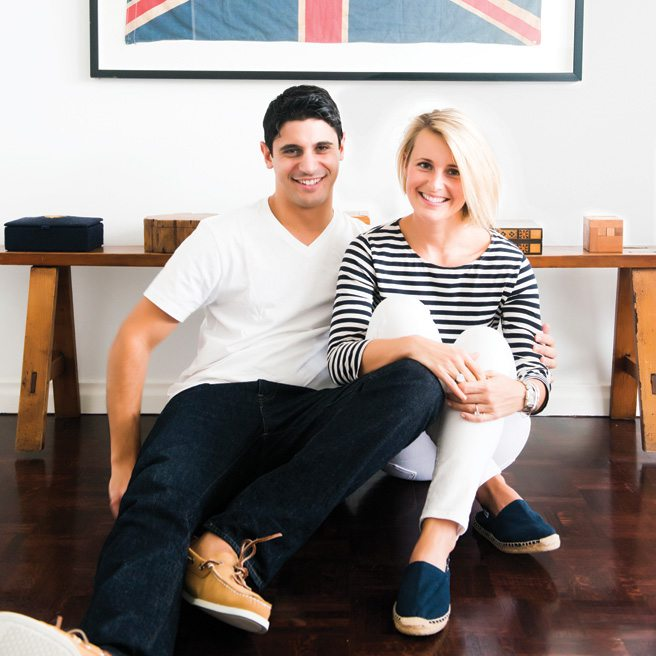 Style Mates: inside the cheerful Annex apartment shared by Joe Mimran's son and his fashion editor partner