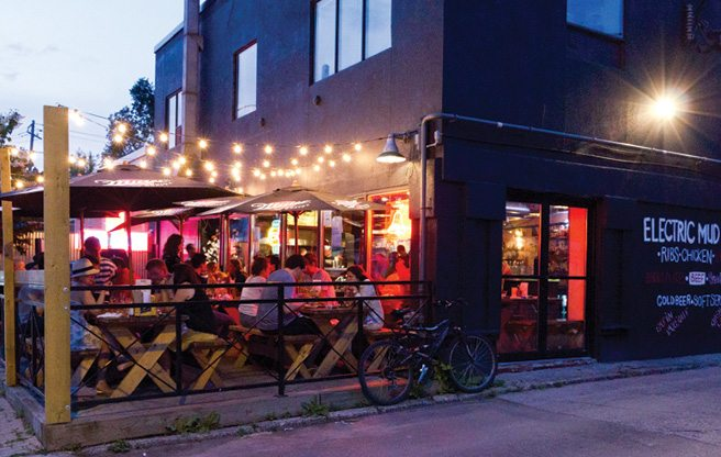 Get Outside: The 10 Best New Toronto Patios
