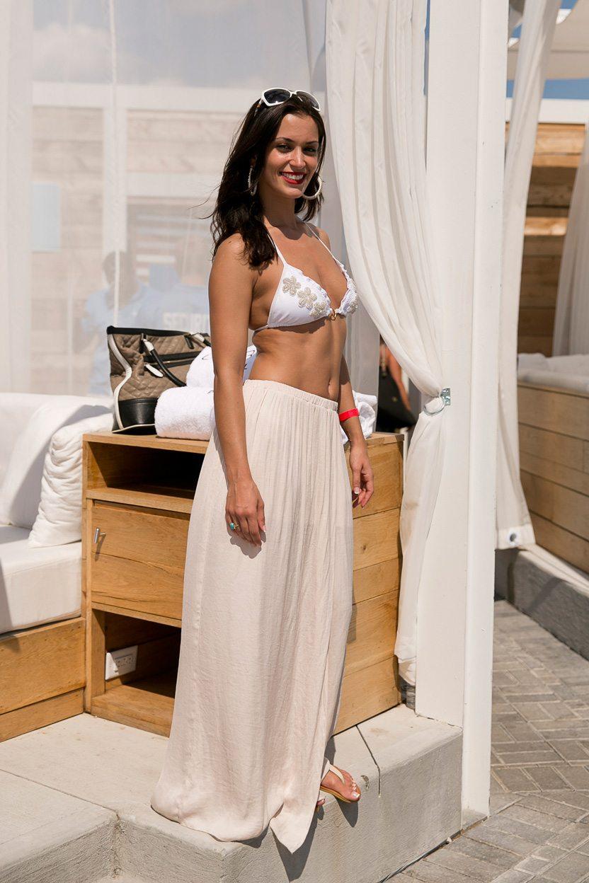 Street Style: bikinis, bling and an abundance of skin at Cabana Pool Bar
