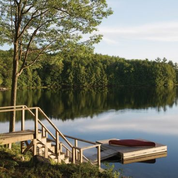 Vacation Homes: Parry Sound