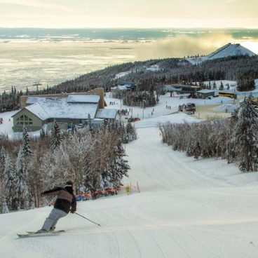 Vacation Homes: Le Massif, Quebec