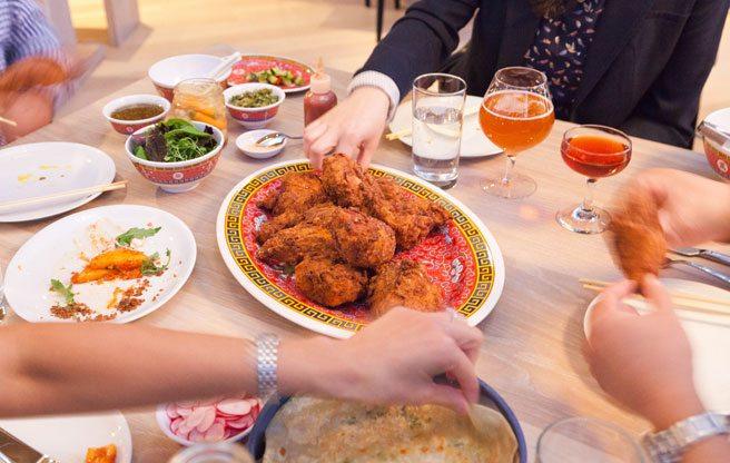 One more reason to eat at Momofuku: a brand-new patio