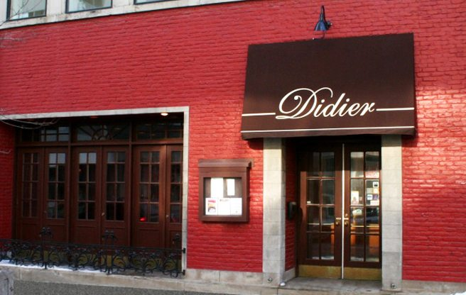 Didier Leroy is closing his midtown bistro after almost a decade