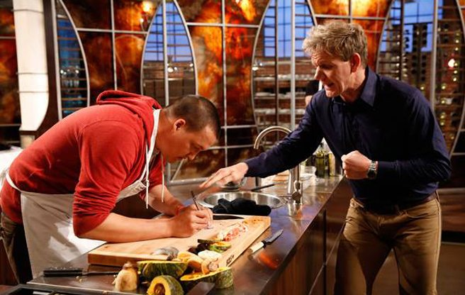 Attention home chefs and idle fame-seekers: open casting call for Masterchef Canada