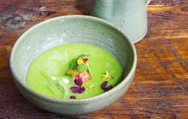The Grove Pea Soup