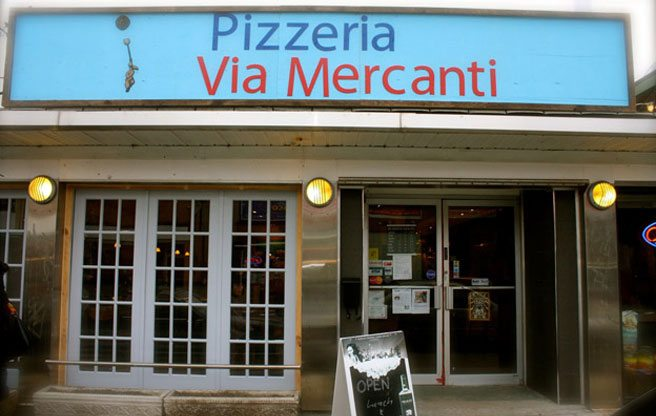 Via Mercanti, the Kensington pizzeria, is opening a second location