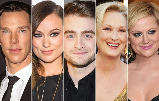 TIFF Buzz Poll: Which Hollywood Star Are You Most Excited To See This Year?