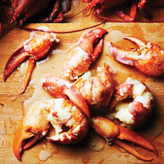 Toronto Life Cookbook Recipe 2012: Butter Poached Lobster