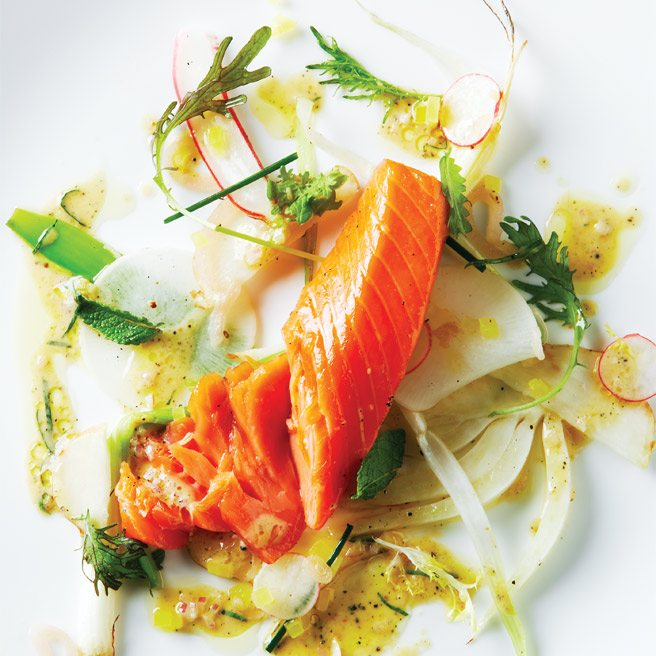 Toronto Life Cookbook 2012 Recipe: Slow-Baked Salmon