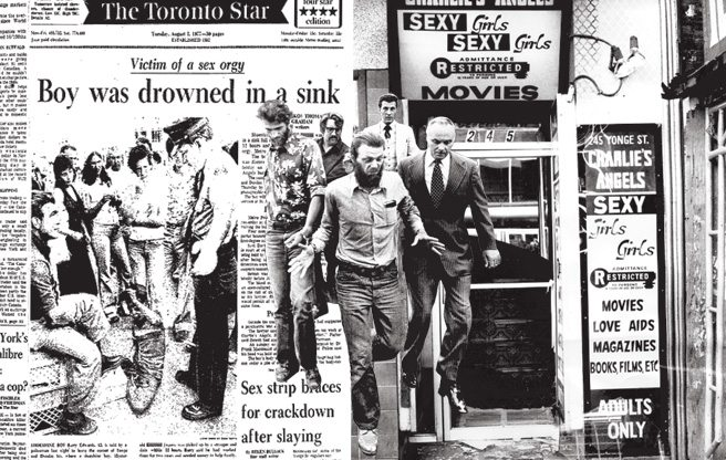 Backstory: a sadistic true-life murder becomes part of Toronto's painful coming-of-age in a new novel by Anthony De Sa