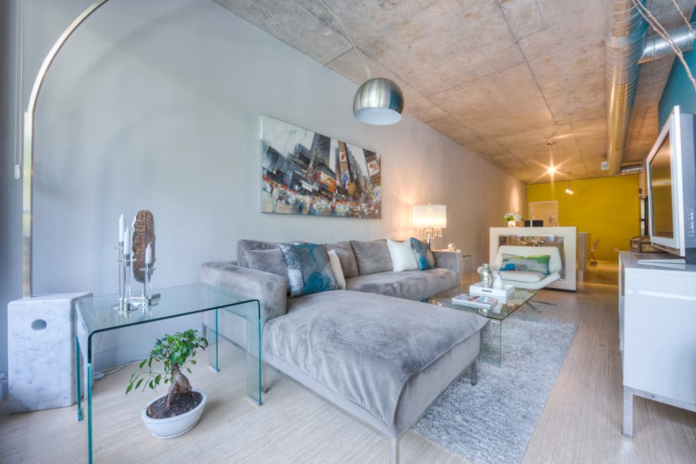 Condo of the Week: $520,000 for a two-bedroom loft with a killer location