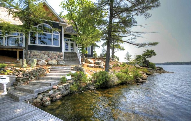 Cottage of the Week: Cove Island