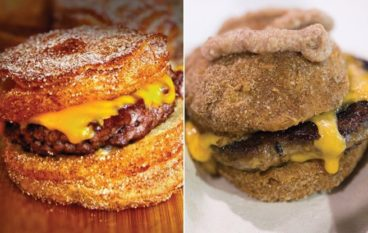 Cronut Burger Poll: would you eat it?