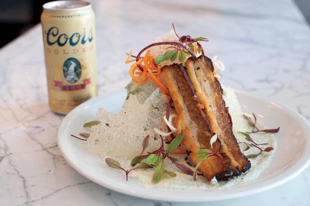 Introducing: Home of the Brave, an all-American diner from the owners of La Carnita