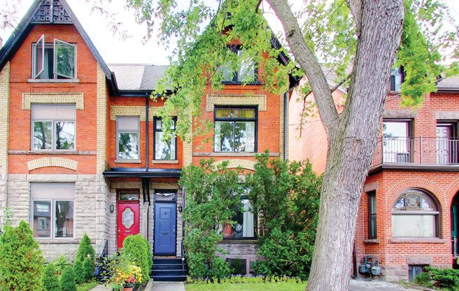 House of the Week: $1.25 million for a Victorian semi on Dupont with a jewel of a backyard