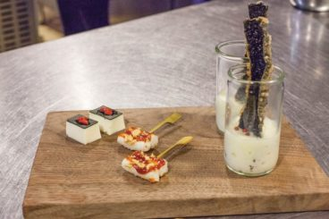 Jang-Do Dinner at L'Ouvrier