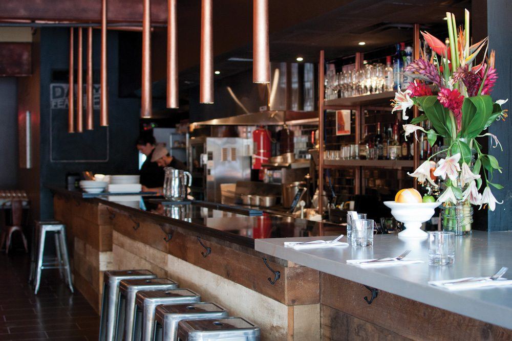 Introducing lot st an eclectic new restaurant at queen for Eclectic restaurant