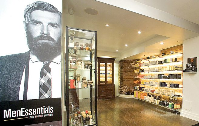 Store Guide: MenEssentials, a new guys-only grooming shop on the Danforth