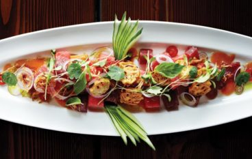 Must-Try: Ceviche to swoon over at Bent