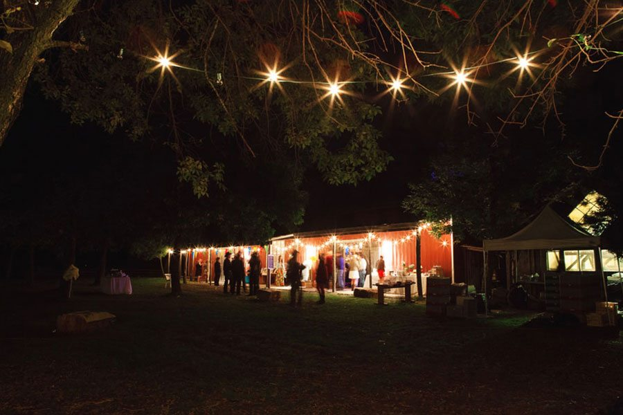 Real Weddings 2013: a carnival-themed wedding on a farm in Schomberg