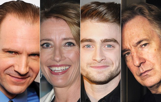 TIFF Buzz Poll: Who's Your Favourite Toronto-Bound Harry Potter Star?
