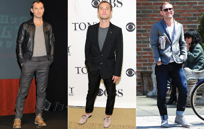 TIFF Style Guide Sponsored by Yorkdale: how to layer like Jude Law