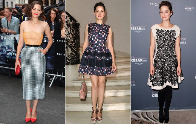 TIFF Style Guide Sponsored by Yorkdale: how to work French elegance à la Marion Cotillard