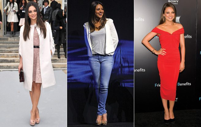 TIFF Style Guide Sponsored by Yorkdale: how to look as sexy as Mila Kunis