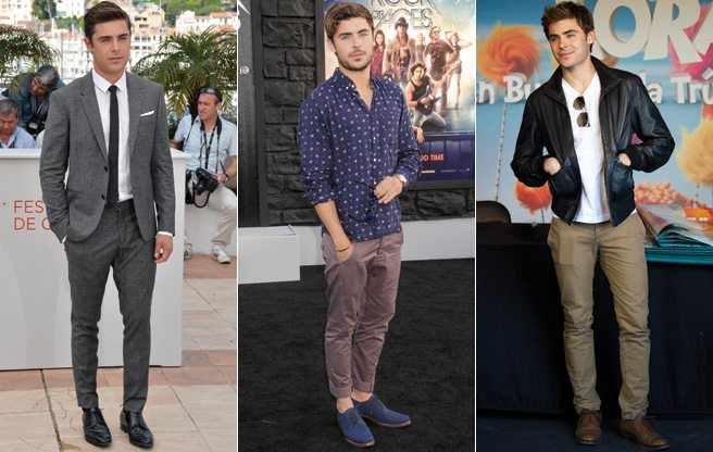 TIFF Style Guide Sponsored by Yorkdale: how to pull off modern manliness like Zac Efron