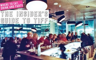 TIFF 2013 Insider's Guide: where to eat, drink and party