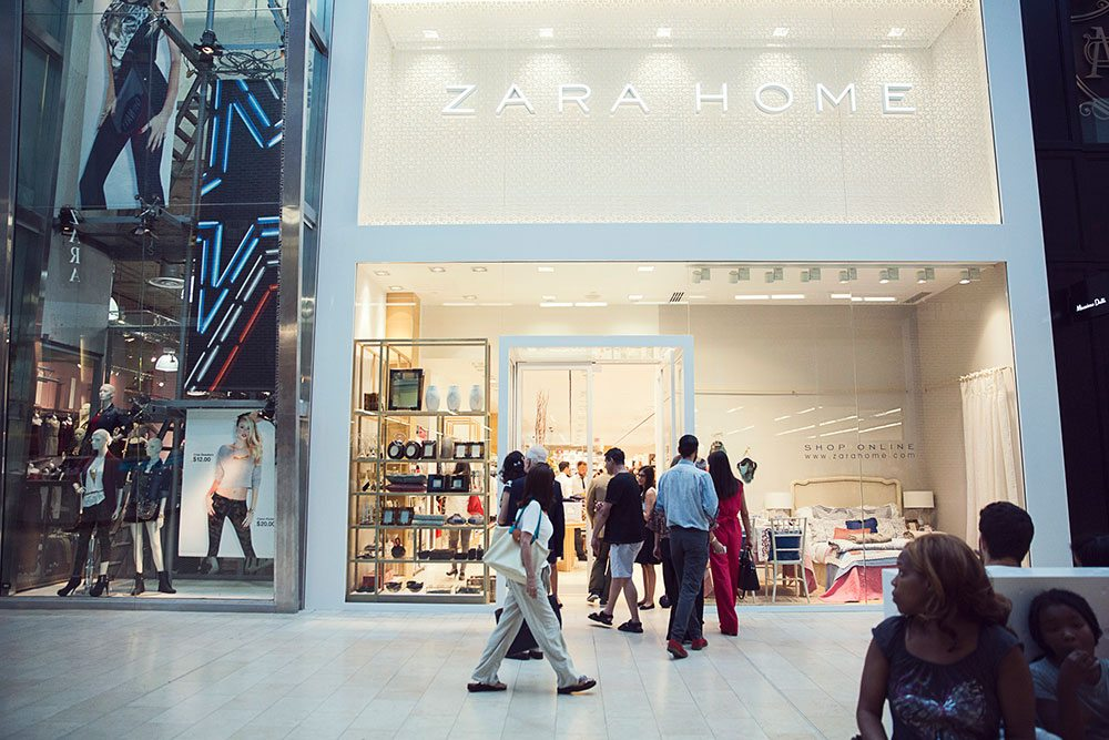 Store guide zara home the yorkdale mall stores is the - Zara home online ...