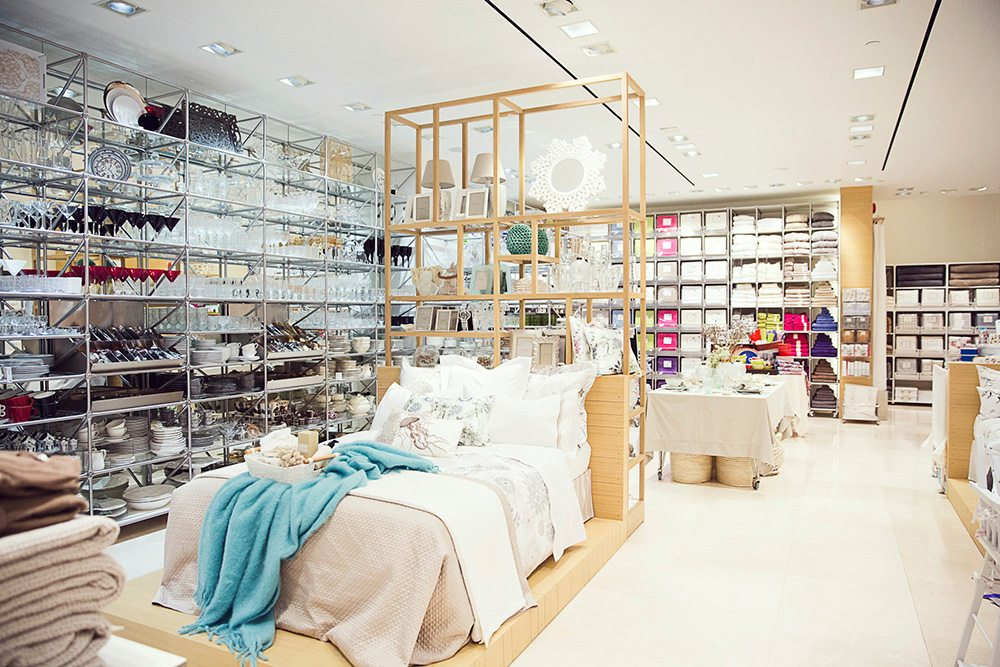 Store Guide: Zara Home, the Spanish fast-fashion giant's new decor store in Yorkdale Mall