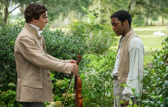 12 Years a Slave was the most popular movie at TIFF 2013