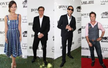 TIFF Party: Artists for Peace and Justice