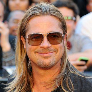 CONFIRMED: Brad Pitt has landed in Toronto