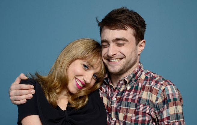 Quoted: the director of Daniel Radcliffe rom-com The F Word on why it's the perfect date movie