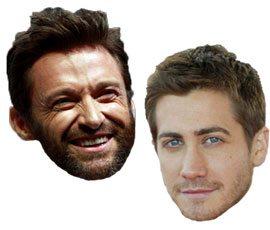 SPOTTED: Hugh Jackman and Jake Gyllenhaal having a bromantic evening at Momofuku Daishō