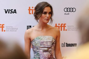 Keira Knightly Stars in Can a Song Save Your Life?