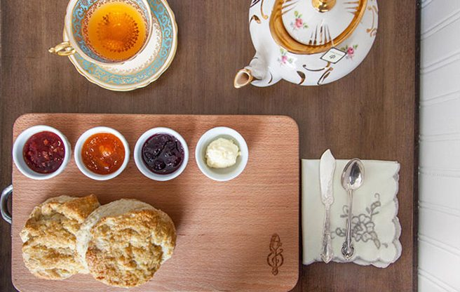 Introducing: Kitten and the Bear, a charming new tea room and confiturier in Parkdale