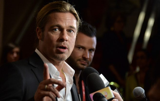 Quoted: Brad Pitt on early retirement at the 12 Years a Slave premiere