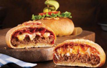 Boston Pizza Pizza Burger